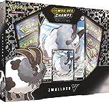 Pokemon-PKM SWSH03.5 Zwollock-V-Caja de Madera Company 45235