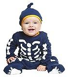 Desconocido My Other Me - Disfraz de Esqueleto bebé, Unisex (Viving Costumes)