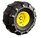 TerraGrips Tire Chains 20x9-8, 20x10-8 (Not for Turf Saver/Master Tires), 20x10x10 [ST90002]
