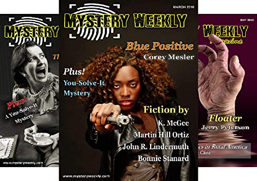 Mystery Weekly Magazine Issues (44 Book Series)
