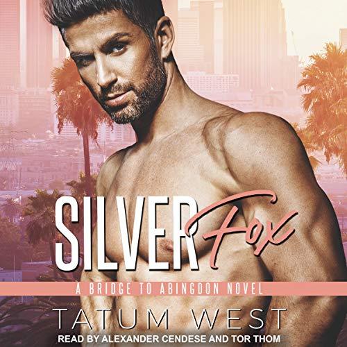 Silver Fox audiobook cover art