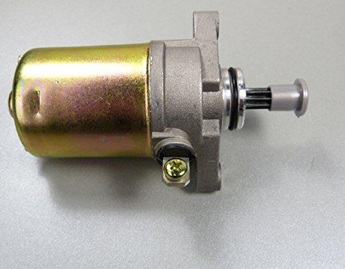 Starter motor reserveonderdeel voor/compatibel met Herkules Adly Epella Interceptor Supersonic 50 starters