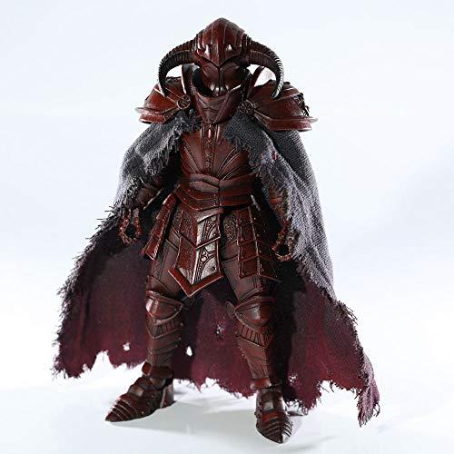Custom Cape for Four Horsemen Mythic Legions Blood Knight Black