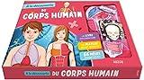Mes premiers coffrets d'apprentissage - A la découverte du corps humain (Nouvelle édition 2017)