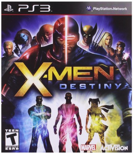 Activision X-Men: Destiny, PS3