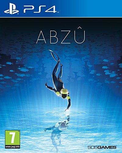 ABZU (PS4) (輸入版)