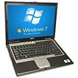 Dell Latitude D630 Laptop Notebook - Core 2 Duo 2.0GHz - 2GB DDR2 - 80GB - DVD/CDRW Windows 7 Pro