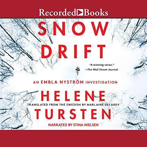 Snowdrift Audiobook By Helene Tursten cover art