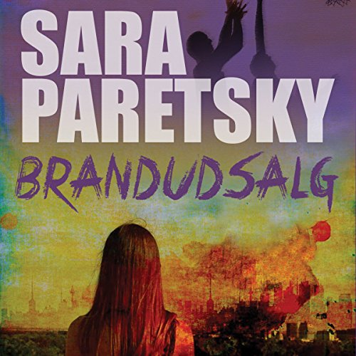 Brandudsalg audiobook cover art