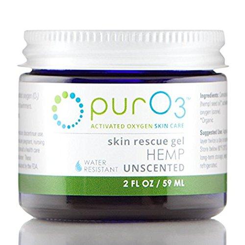PurO3 Fully Ozonated Hemp Oil - 2 oz - Glass Jars