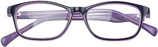 ALWAYSUV Computer Glasses Blue Light Blocking for Kids Boys Girls Teens Children Gaming Eyewear Reduce Eyestrain Glasses P...