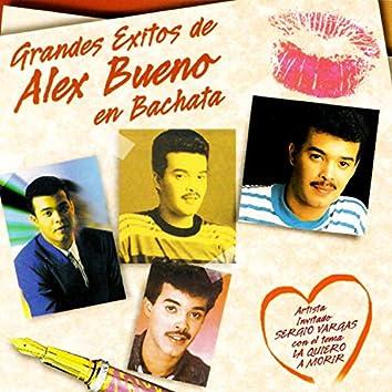 Grandes Exitos de Alex Bueno en Bachata