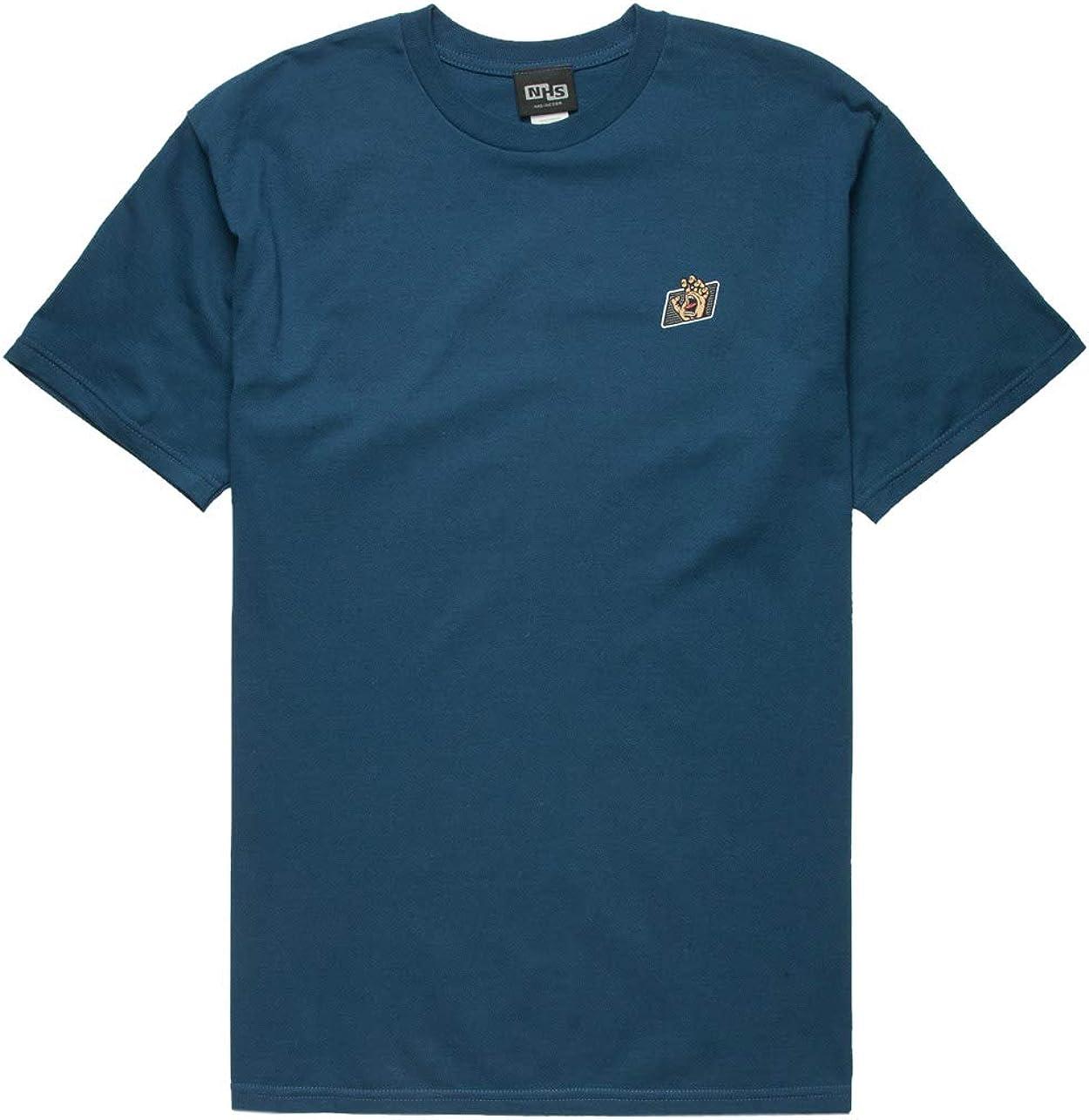 Santa Cruz Work Hand T-Shirt Navy