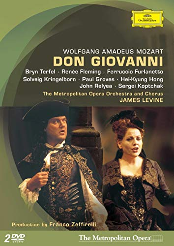Mozart, Wolfgang Amadeus - Don Giovanni [2 DVDs]