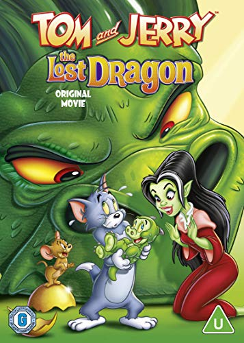 Tom and Jerry: The Lost Dragon [New line look] [DVD] [2014]