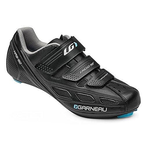 Louis Garneau Women's Ventilator 2 Road Cycling Shoes Black-36