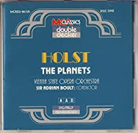 Holst - Boult, Vienna State Opera Orchestra: The Planets