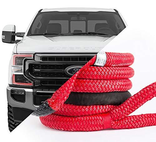 Yankum Ropes, 1' x 30' Rope, Rattler Series [Static 18, 500 lbs, MBS 33, 500 lbs.]