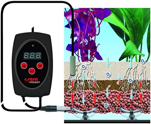 sera 31211 soil heating set  1 St – Computergesteuerte Bodenheizung für Süßwasseraquarien - 5