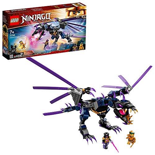LEGO Ninjago Der Drache des Overlord