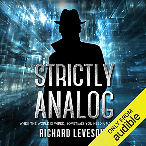 Strictly Analog audiobook cover art