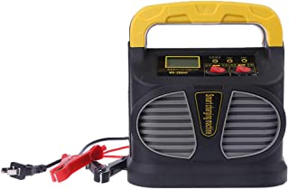RED Portable 12V Car Jump Starter Engine Battery Charger Power Bank for Gasoline Engine 3.0L Antilog Jump Starter