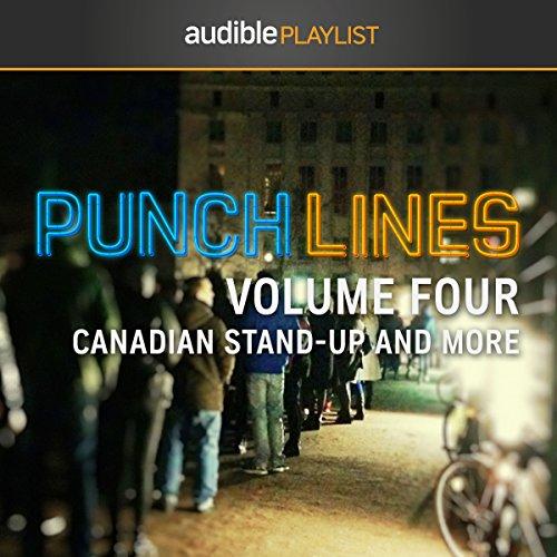 Page de couverture de Punchlines: Volume 4