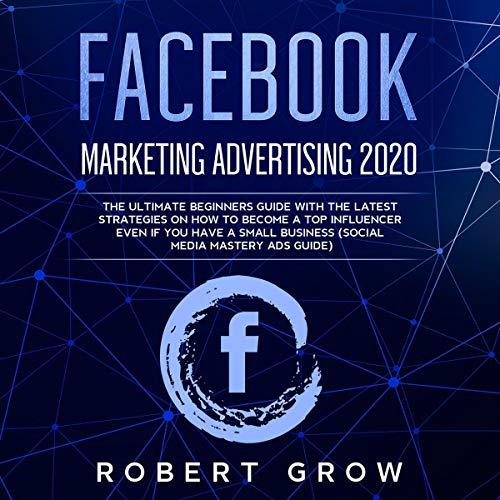 『Facebook Marketing Advertising 2020』のカバーアート