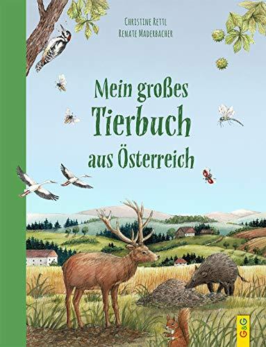 Mein großes Tierbuch aus Österreich