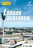 Airport London Heathrow (Add-on for XPlane 11) (Windows 8)