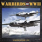 Warbirds of WWII 2020 Wall Calendar