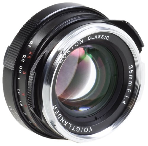 Voigtländer 35 mm / F 1,4 Nokton MC für Leica M