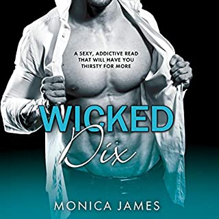 Wicked Dix audiobook cover art