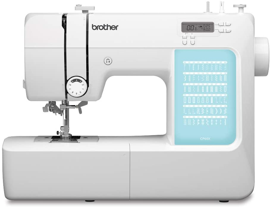 Brother Popular shop is the lowest price challenge CP60X Computerized Sewing Machine 60 Built-in Stitches Award-winning store