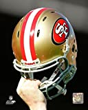 The Poster Corp San Francisco 49ers Helmet Spotlight Photo