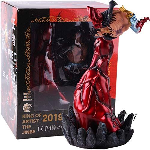 Luffy Gear 4 One Piece Bwfc Banpresto World Figure Colosseum Champion