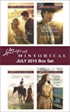 Love Inspired Historical July 2015 Box Set: An Anthology
