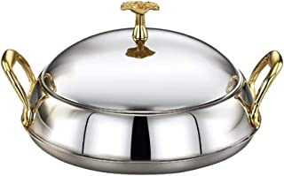 Blackstone Hot Pot Stainless Steel Casserole Dana (3500 ML)
