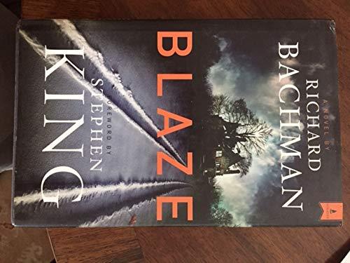 Blaze by Richard Bachman (2007-06-12)