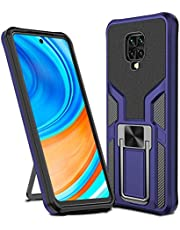 """SHUNDACapaparaXiaomi Redmi Note 10 Pro,suportemagnéticoparacarro,capadeproteçãoàprovadechoqueparaXiaomi Redmi Note 10 Pro 6.67"""""""
