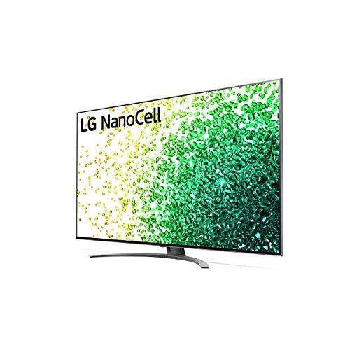 LG Electronics 55NANO869PA TV 139 cm (55 Zoll) NanoCell Fernseher (4K Cinema HDR, 120 Hz, Smart TV) [Modelljahr 2021]