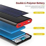 Zoom IMG-2 powerbank solare 26800mah vooe 2020