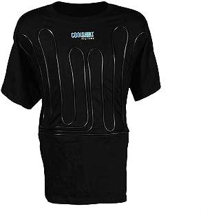Cool Shirt 1012-2042 Black Large Cool Shirt