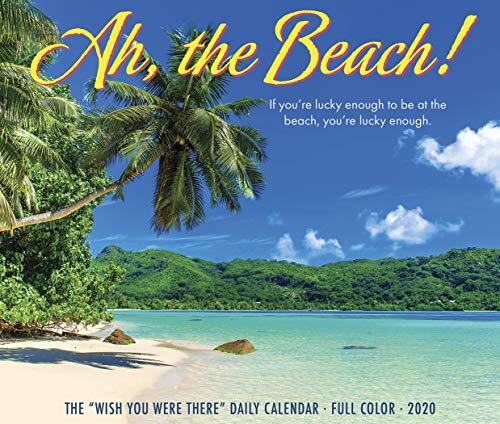 AH THE BEACH 2020 BOX CAL