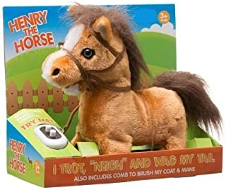 Henry the Horse (Squeaky Books)