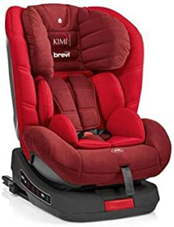 Brevi, Silla de coche grupo 0+/1/2 Isofix, rojo