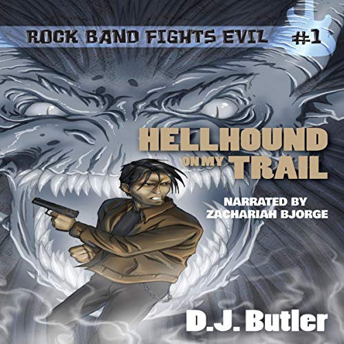 Hellhound on My Trail Audiobook By D. J. Butler cover art