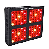 1200W Led Grow Light Dimmable Series Spider Farmer...