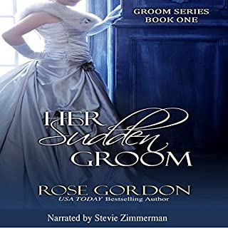 Her Sudden Groom audiobook cover art