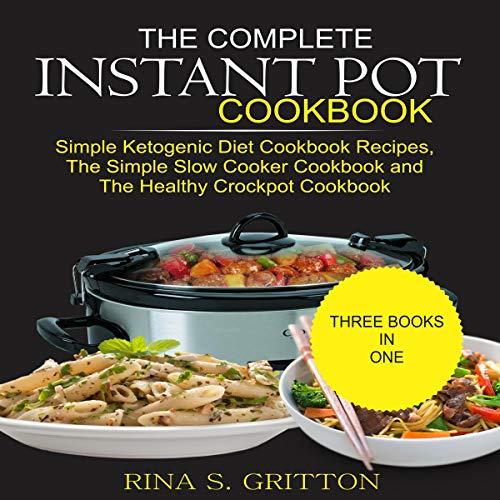 The Complete Instant Pot Cookbook Titelbild